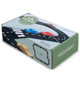 Waytoplay Highway Toy Road Set