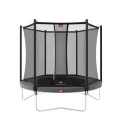 BERG trampolines Trampoline Favorit 330 Grey + safety net Comfort