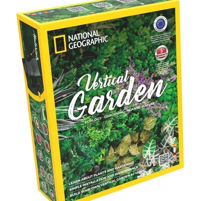 National Geographic Vertical garden