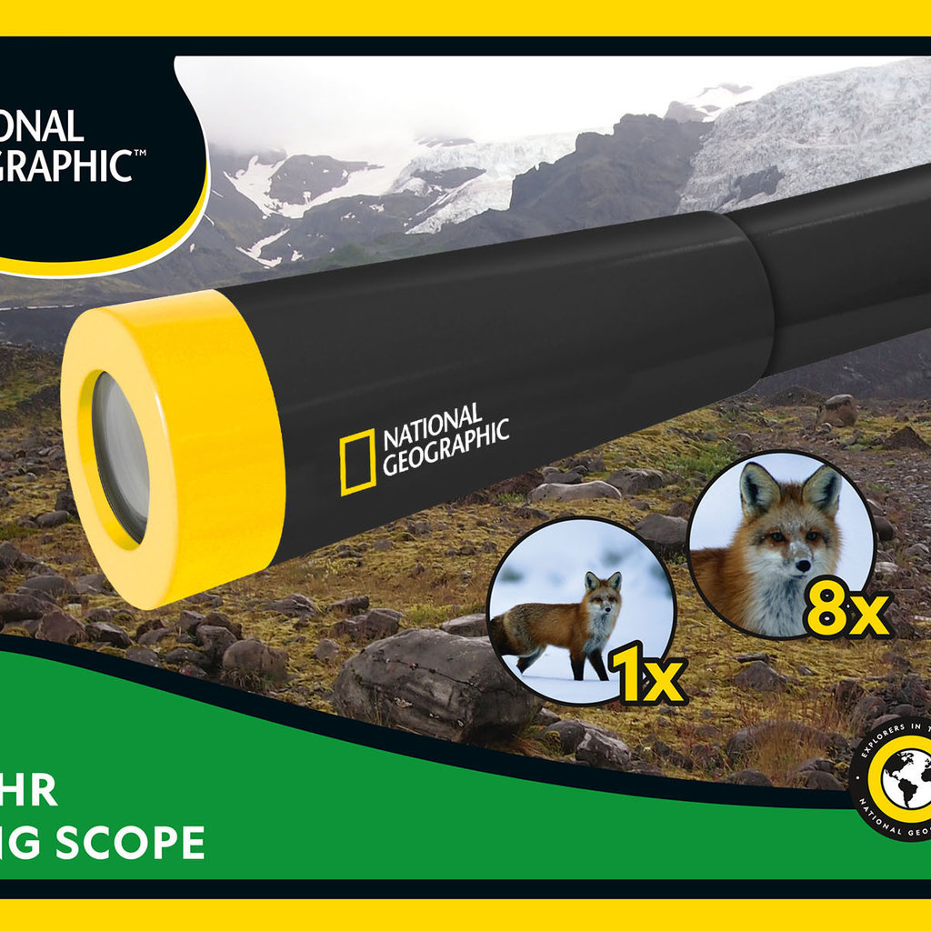 National Geographic Piratenkijker 8x32