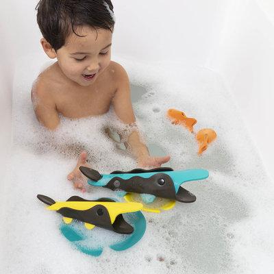 Quut Jouet de bain la rivière aux crocodiles