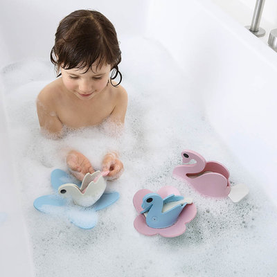 Quut Swan Lake bath puzzle