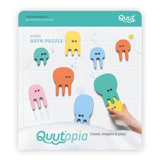 Quut Jellyfish bath puzzle