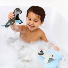 Quut Seal Island bath toys