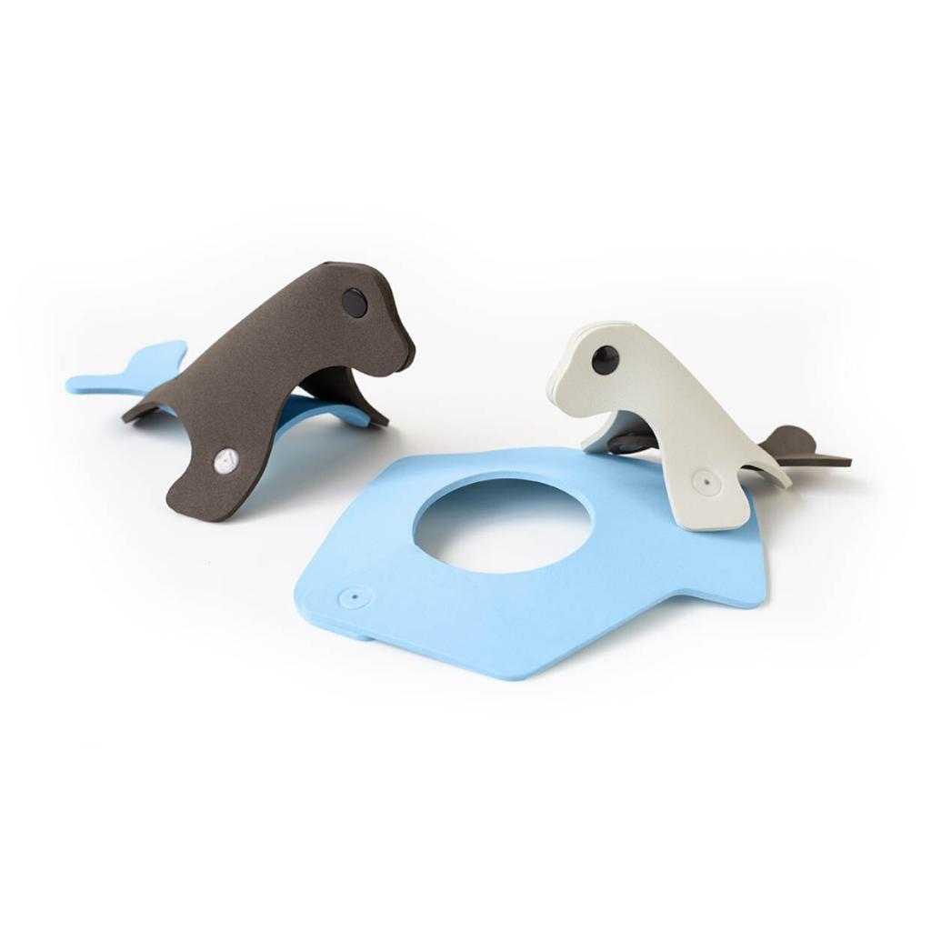 Quut Badspeeltje 3D zeehonden