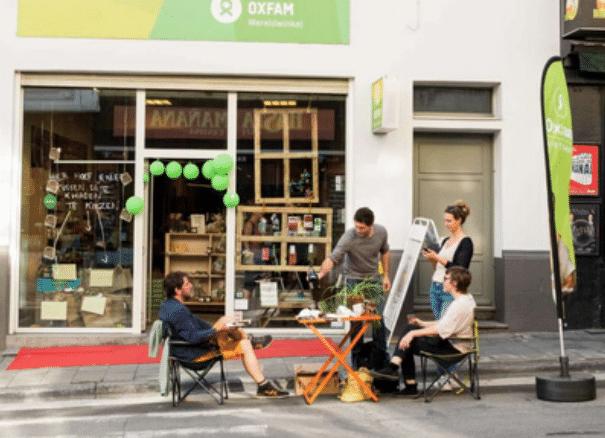 Oxfam Wereldwinkel Gent