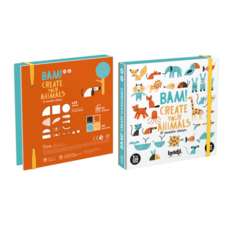 Londji Bam! Animal stamps