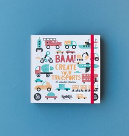 Londji Bam! Transport stamps