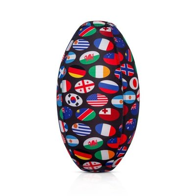 Bubabloon Balloon cover toy 'Rugby'