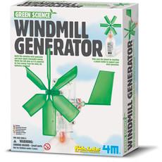 4M Toys Générateur moulin à vent
