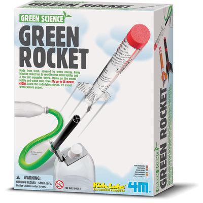 4M Toys Groene raket