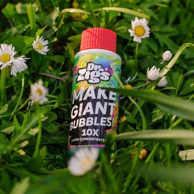 Dr. Zigs Giant bubbles bubble mix (100 ml)