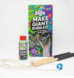 Dr. Zigs Giant bubbles my first kit