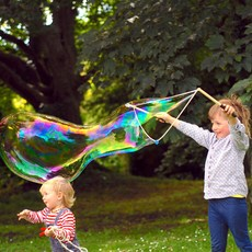Dr. Zigs Giant bubbles mijn eerste zeepbellenset