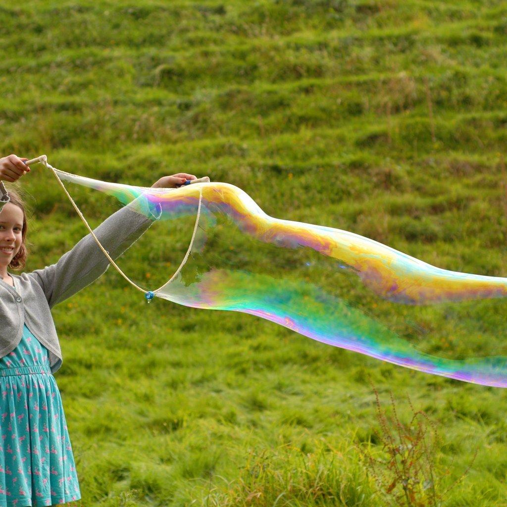 Dr. Zigs Giant bubbles dragon bubble mix