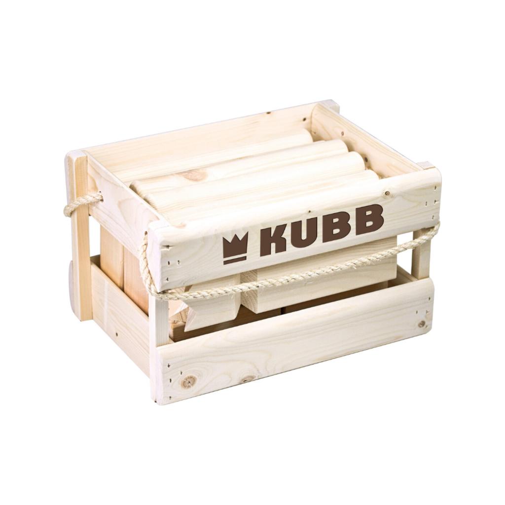Tactic Games Kubb in houten kist