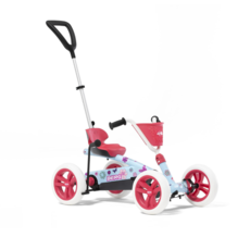 BERG gocarts Buzzy Bloom  2-in-1
