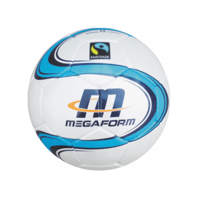 Megaform Voetbal Fairtrade maat 4