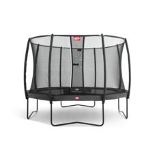 BERG trampolines Berg Trampoline Champion Grey 430 + safety net Deluxe