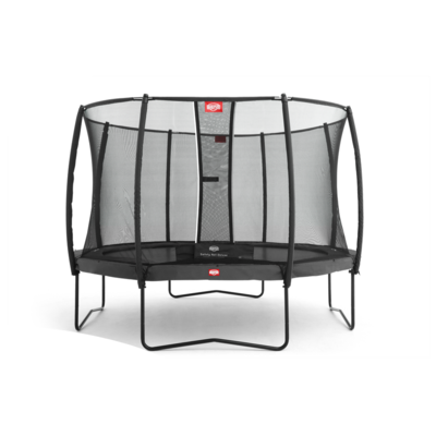 BERG trampolines Trampoline Champion Grey 430 + safety net Deluxe
