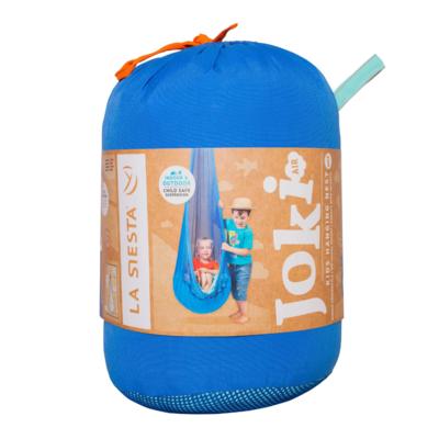 La Siësta Joki Air Moby Max blue kids hanging nest