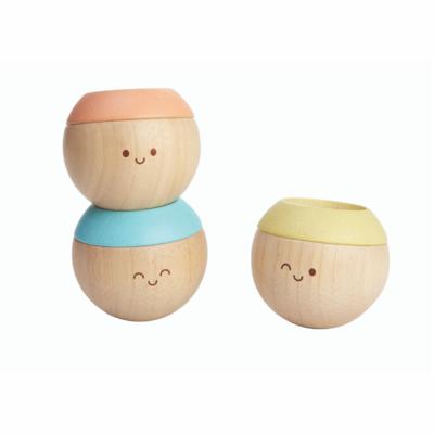 Plan Toys Sphères sensorielles (couleur pastel)
