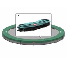 BERG trampolines Trampoline Inground Favorit 380 - beschermrand groen