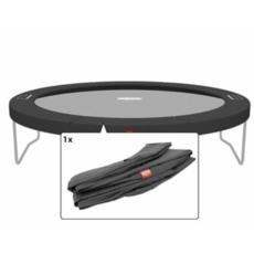 BERG trampolines Trampoline Champion 430 - coussin de protection gris