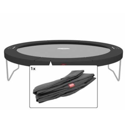 BERG trampolines Trampoline Champion 430 - beschermrand grijs