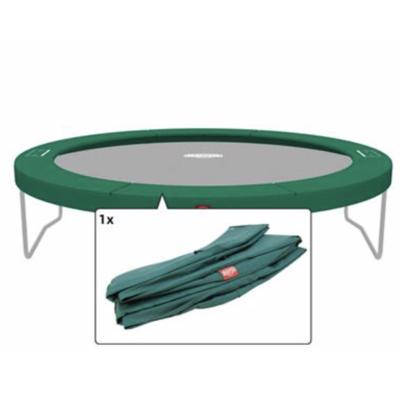 BERG trampolines Trampoline Champion 430 - coussin de protection vert
