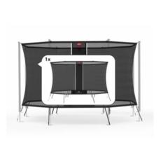 BERG trampolines Safety net Comfort - netting 430 (8 poles)