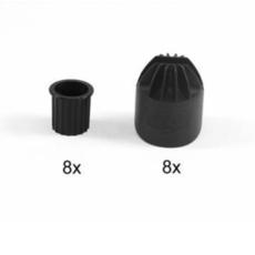 BERG trampolines Safety net - top cap set (8pcs)