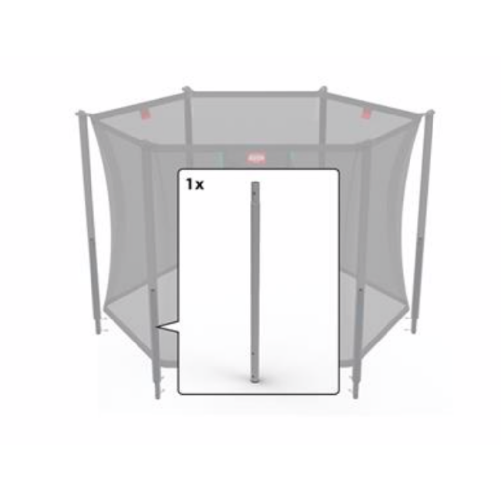 BERG trampolines Safety net Comfort- poteau inférieur 300 + support resort