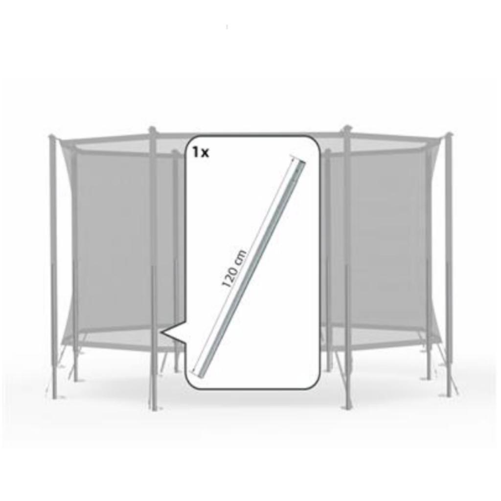 BERG trampolines Safety net Comfort lower tube + spring bracket (120cm)
