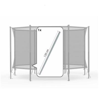 BERG trampolines Safety net Comfort - onderpaal + veerclip (120cm)