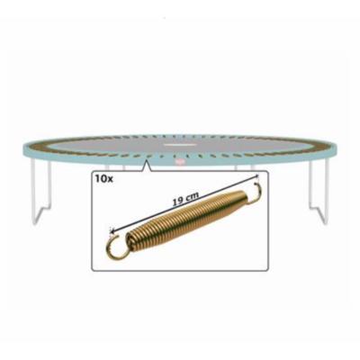 BERG trampolines Trampoline Favorit - Goldspring solo springs (10pcs)