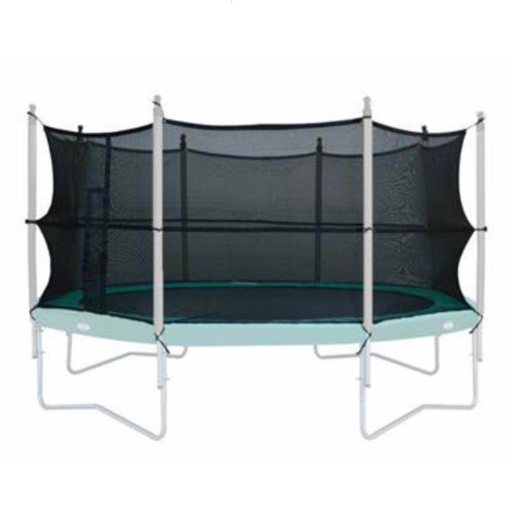 BERG trampolines Safety net apart net 430 (excl. elastieken)
