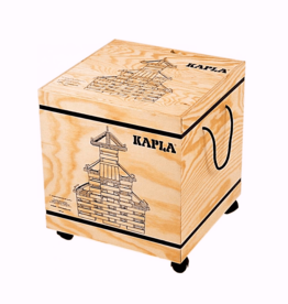 Kapla Wooden box with 1000 planks