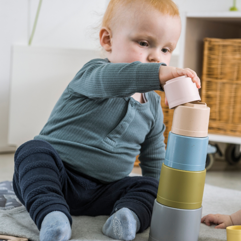 Dantoy Tiny bio play cups