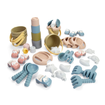 Dantoy Jouets de plage en bioplastic (43st)