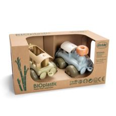 Dantoy Bio plastic treinset