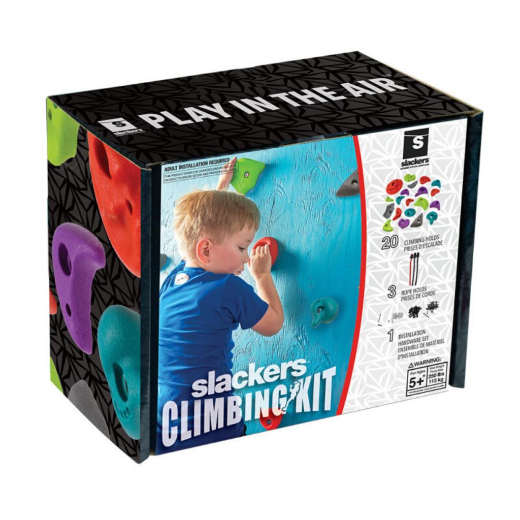 Slackers Climbing kit (20 pcs)