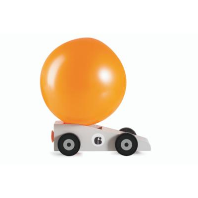 Donkey Balloon racer Silverstar