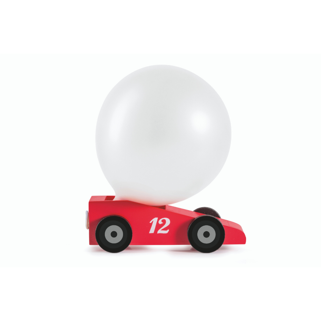 Donkey Balloon racer Roadstar