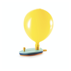 Donkey Balloon boat La Paloma