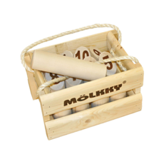 Tactic Games Mölkky in wooden box