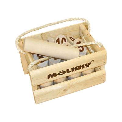 Tactic Games Mölkky in houten kist