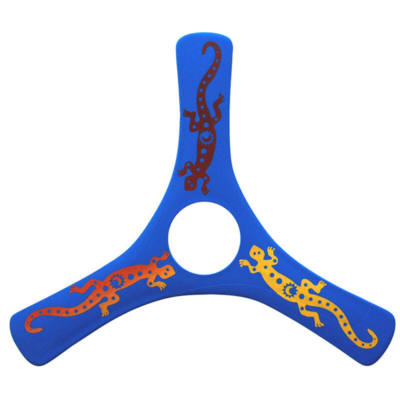 Icare Boomerang beginners Spin Racers links