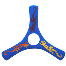 Icare Boomerang beginners Spin Racers right