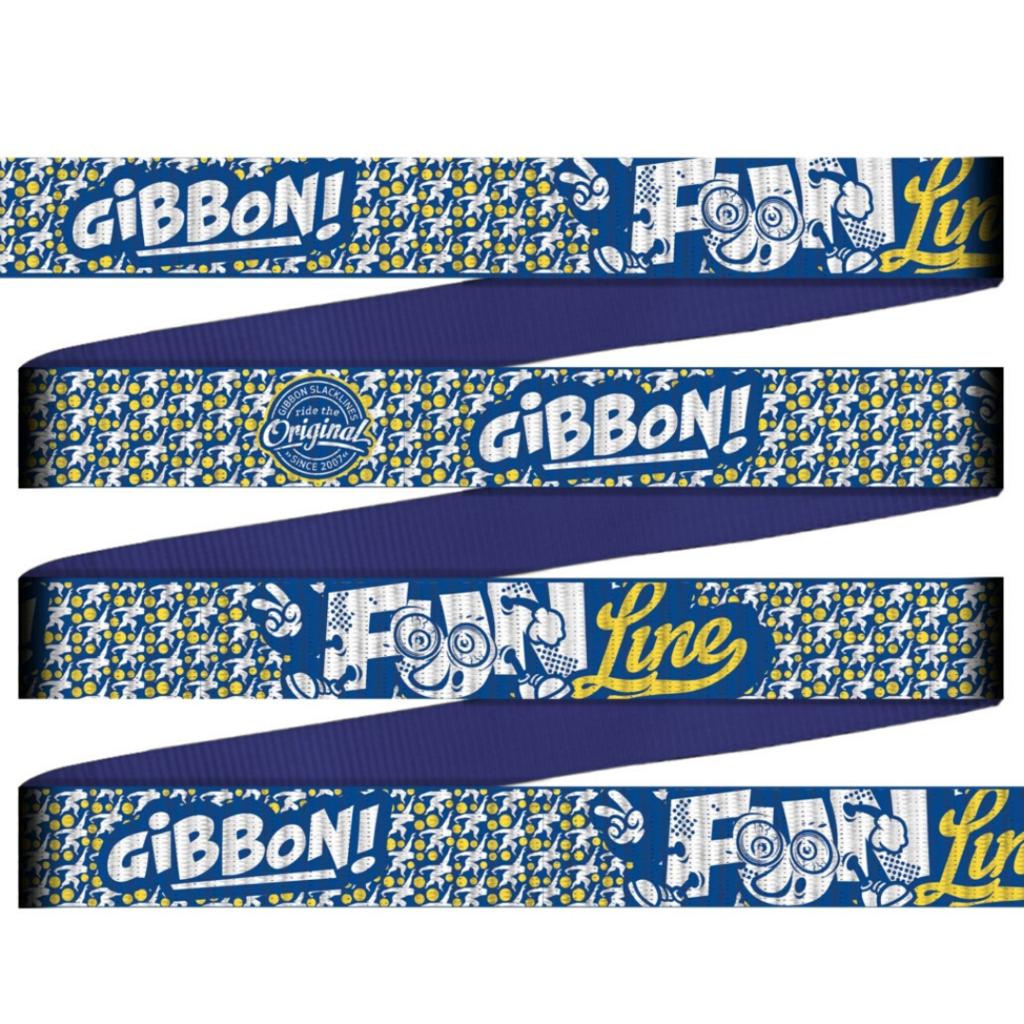 Gibbon Slackline Funline X13
